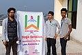Nirajan, Benup and Tulsi Bhagat during -Yoga Session-Wikicamp Nepal 2018-Day 03-5032.jpg