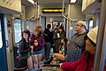 No Pants Light Rail Ride 2012 in Seattle.jpg