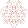 Nonperiodic monohedral pentagons tilings.png