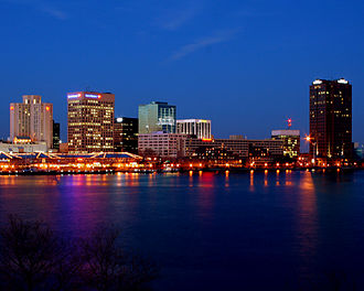 A view of Norfolk from Portsmouth Norfolk, VA.jpg