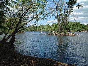 Lind-Bohanon, Minneapolis - Image: North Mississippi Regional Park
