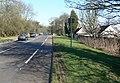 North Lodge along the A47 Hinckley Road - geograph.org.uk - 699788.jpg
