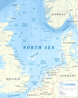 Northern North Sea basin
