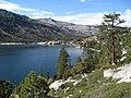 North end of Lower Echo Lake (3072633086).jpg