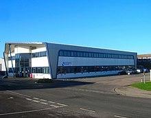 Northbrook College, Cecil Pashley Way, Shoreham Flughaveno - geograph.org.uk - 1075018.jpg