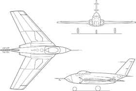 Northrop X-4 3-view.png