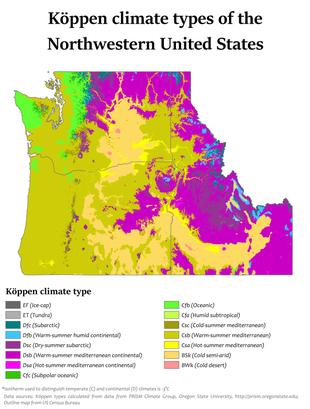 America Occidentale Cartina.Stati Uniti Nord Occidentali Wikipedia