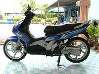 Yamaha Nouvo Wikipedia