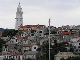 Novi Vinodolski Town in Primorje-Gorski Kotar, Croatia