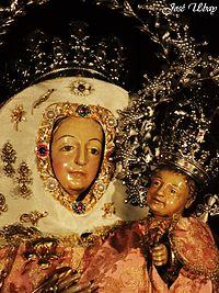 Imagen Virgen del Pino (Gran Canaria)