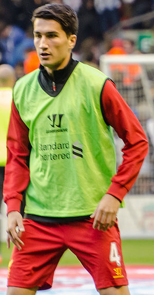 Nuri Şahin - Şahin with Liverpool in 2012