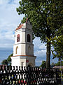 OPOLE cmentarz XIXw Na Grobli -kapliczka widok od ulicy. sienio.jpg