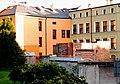 OPOLE pozostałość murów obronnych-Baszta Wilcza 1300r widok z Małego Rynku. sienio.JPG