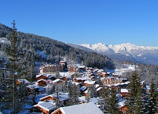 Courchevel (commune) Commune in Auvergne-Rhône-Alpes, France