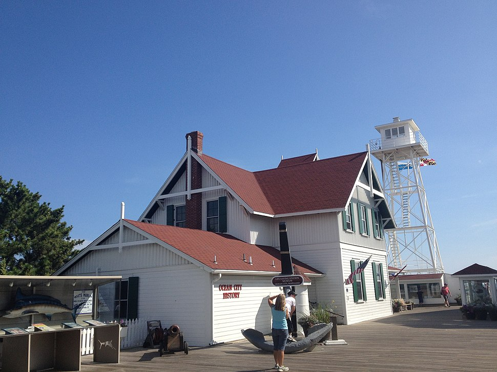 Ocean City Life-Saving Station museum.jpeg