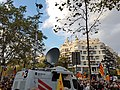 October 21 2017 demonstration Barcelona Passeig de Gracia 02.jpg