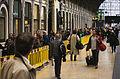 October 4th Tube Strike -- Taxi Queue (5050076411).jpg