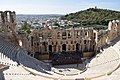 Odeon of Herodes Atticus below Athens Acropolis.jpg