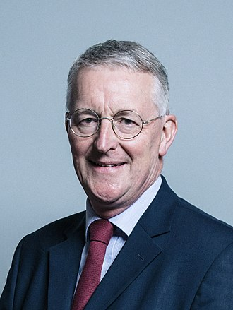 Hilary Benn - Benn in 2017