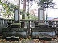 Ogasawara Clan's Graves in Katsuyama 01.jpg