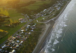 Ohope Beach - Image: Ohope overview