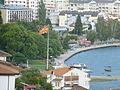 Ohrid harbor - P1100887.JPG