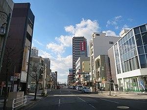 Okazaki, Aichi - Downtown of Okazaki
