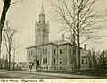 Old Bucks County, Pennsylvania, Courthouse 1906.jpg