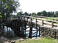 Old North Bridge, August 2010, Concord MA.jpg