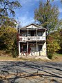 Old Shanks Store and Post Office Shanks WV 2013 10 05 03.jpg