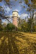 Old water tower in New Bavaria (autumn 2017) 2.jpg