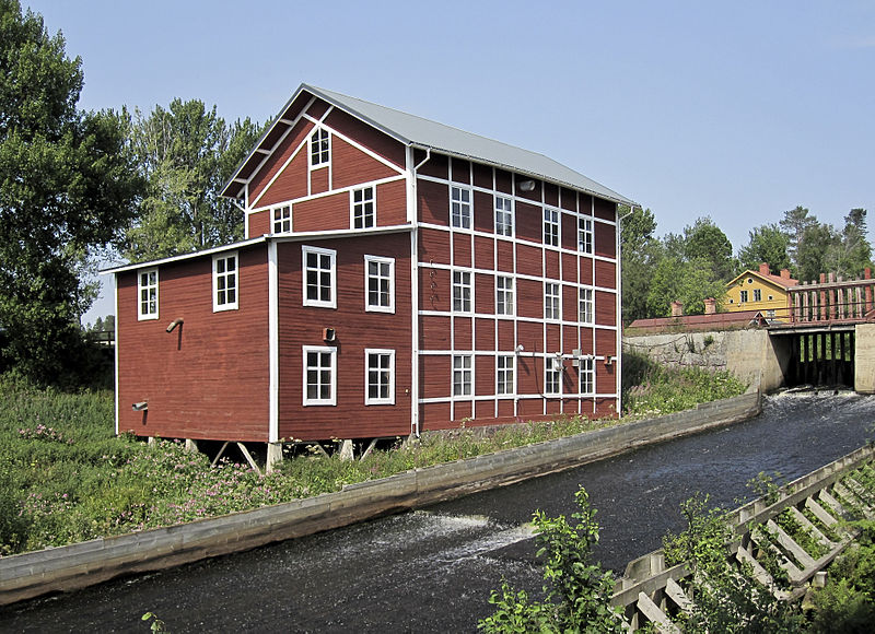 Mühle Olofsfros