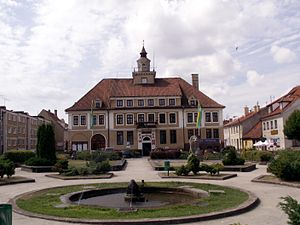Olsztynek - Town hall