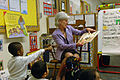 On Thursday, February 17, HHS Secretary Kathleen Sebelius visited the Judy Hoyer Early Learning Center at Cool Springs Elementary School in Adelphi, Maryland (2).jpg