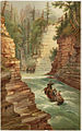 On the Rapids, Ausable Chasm (Boston Public Library).jpg