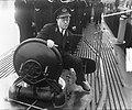 Onderzeeboot Walrus arriveerde uit Amerika in Rotterdam, Bestanddeelnr 905-6688.jpg