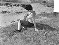 Opnamen badschonen ( Pin Up ), Bestanddeelnr 907-3412.jpg
