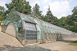 Eva Jiřičná - Image: Oranžerie v Královské zahradě