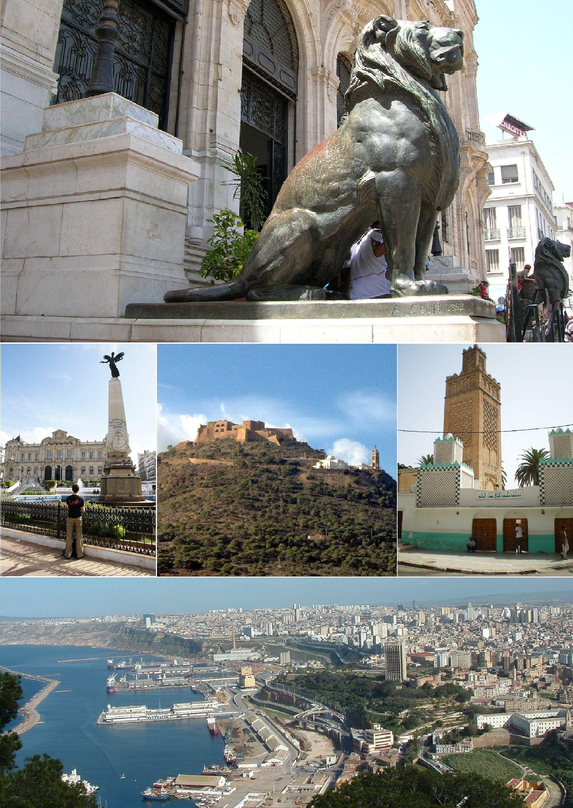 Explore Algeria's West Tour - Algeria Tour with Mosiac ...   Algeria Oran Universities