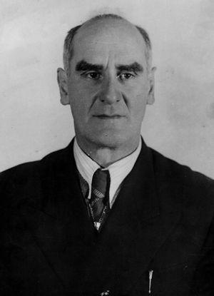 Yuri Alexandrovich Orlov - Yu. Orlov, 1950th