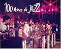 Orquesta Los Satélites en el espectáculo 100 AÑOS DE JAZZ.jpg