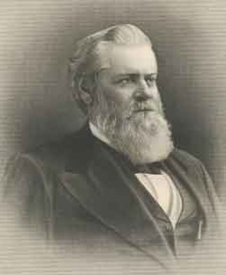 Oscar Turner (1825–1896) - Image: Oscar Turner cropped