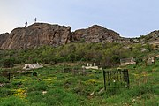Osh 03-2016 img39 Cemetery at the Sulayman Mountain.jpg