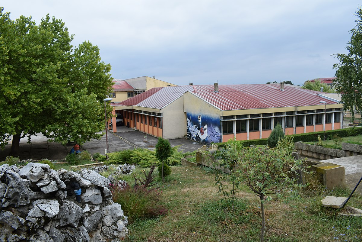 File:Osnovna skola Stojan Novakovic, Blace.jpg - Wikimedia Commons