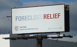Outfront Media - Outfront Media billboard in Flint, Michigan with a State of Michigan public service announcement