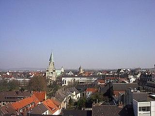 Paderborn trip planner