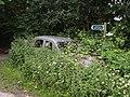 Overgrown Rover - geograph.org.uk - 483774.jpg