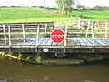 Owl Swing Bridge, Calverley - geograph.org.uk - 77317.jpg