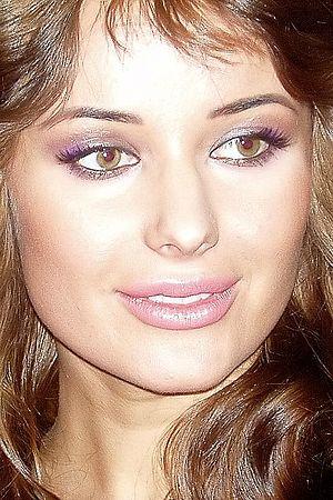 Miss Russia - Oxana Fedorova Miss Russia 2002 Miss Universe 2002