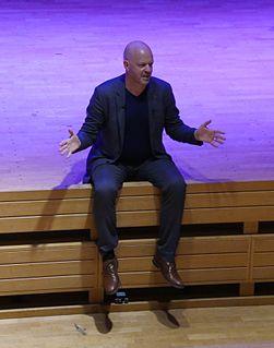Kim Brandstrup Danish-born, British-based choreographer